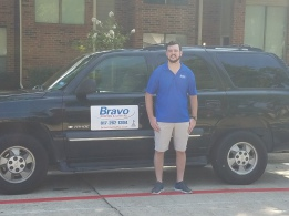 Jim DuBose Bravo Roofing and Gutters of Midland